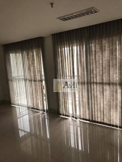 Sala Para Alugar, 44 M² Por R$ 2.000/mês - Tatuapé - São Paulo/sp - Sa0066