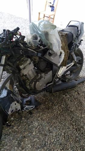 Imagem 1 de 10 de Honda Cb 500