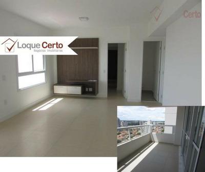 Apartamento Para Locação, Condomínio Due, 3 Dorm 1 Suíte, Indaiatuba. - Ap0168