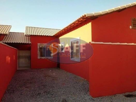 Casa De 1 Quarto Residencial À Venda, Unamar, Cabo Frio. - Ca1036
