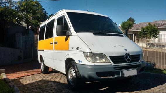 Mercedes-benz Sprinter Van 2.2 311 Luxo 5p 2004