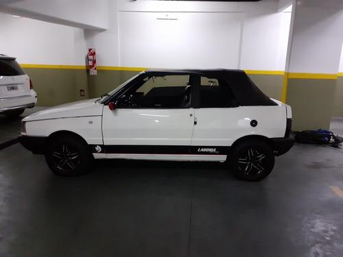 Fiat Uno Cabriolet Scr 1989