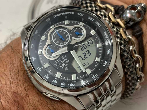 Citizen Jw0097 Chronograph Eco Drive U706