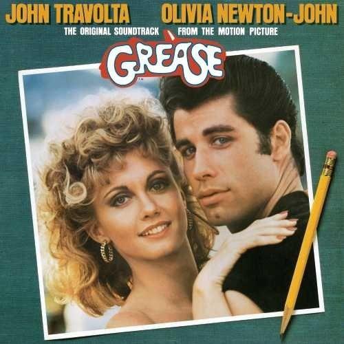 Grease Soundtrack Vinilo Doble Importado Nuevo