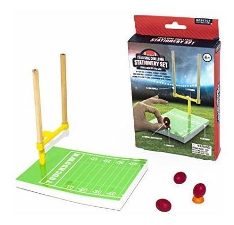 Imagen 1 de 6 de Paladone Field Goal Challenge Stationary Set