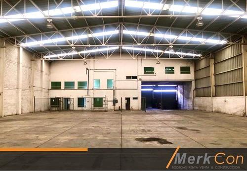 Bodega Renta 1,300 M2 Parque Industrial Lazaro Cardenas Guad