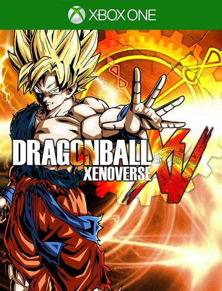 Dragon Ball Xenoverse Xbox One Original (25 Dígitos)