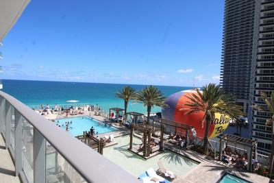 Hyde Beach Resort , Vista Al Mar En La Playa Holywood Miami