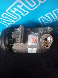Compresor Aire Acondicionado Volkswagen Fox L/n 1.6 At 2011