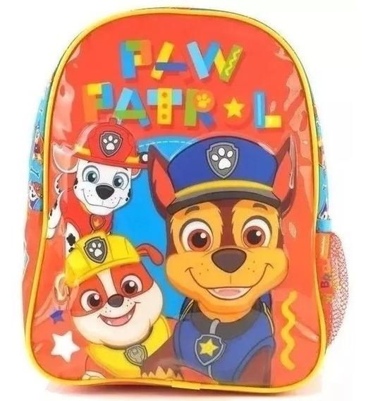 Mochila Paw Patrol 88520 Esp 12 Wabro