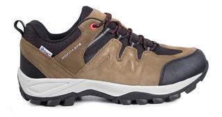 Zapatillas Mongane Hombre Explorer Trekking Montaña Impermea