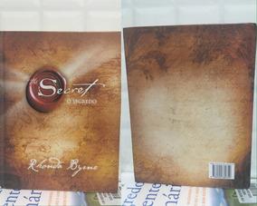 Livro The Secret - O Segredo Rhonda Byrne.