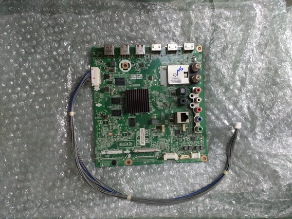 Placa Principal Tv Lg55la6200