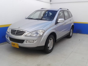 Ssangyong Kyron Sangyong Kyronky 7 Puestospuest 2010