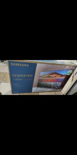 Tv Smart Samsung Crystal Uhd 4k Tu7000