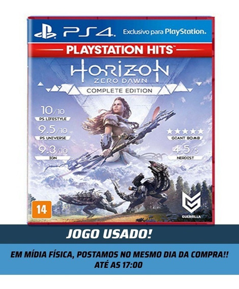 Game Horizon Zero Dawn Complete