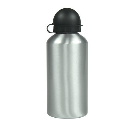 Garrafa Squeeze Aluminio Resinado 500ml P/ Sublimaçâo 10 Und
