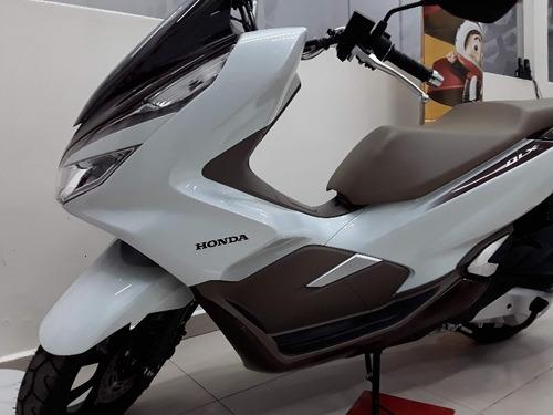 Honda Pcx 150 Deluxe - Automatica Com Freios Abs Pronta