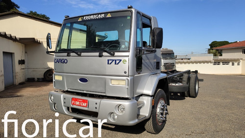 Ford Cargo 1717 2006/06 Motor C/15.000km