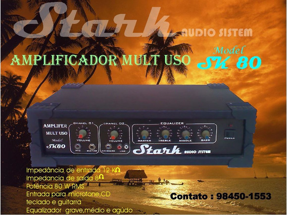Amplificador Multi Uso Stark