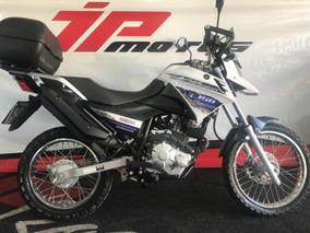 Yamaha Crosser 150 Ed Branca 2015