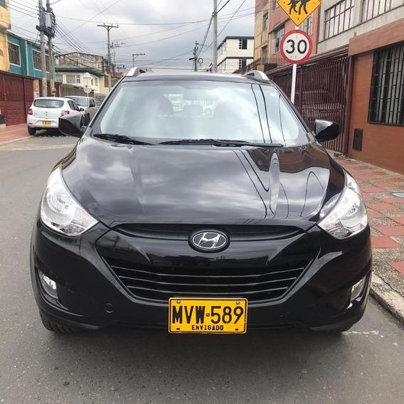 Hyundai Tucson Ix35 Limited Como Nueva