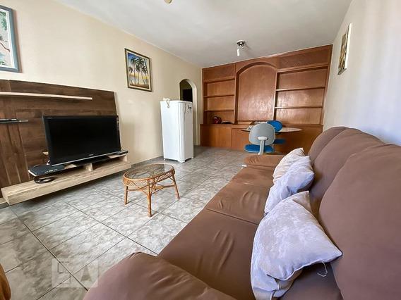 Apartamento Para Aluguel - Santa Cecília, 1 Quarto, 50 - 893067950