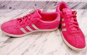 Tenis adidas Color Fucsia