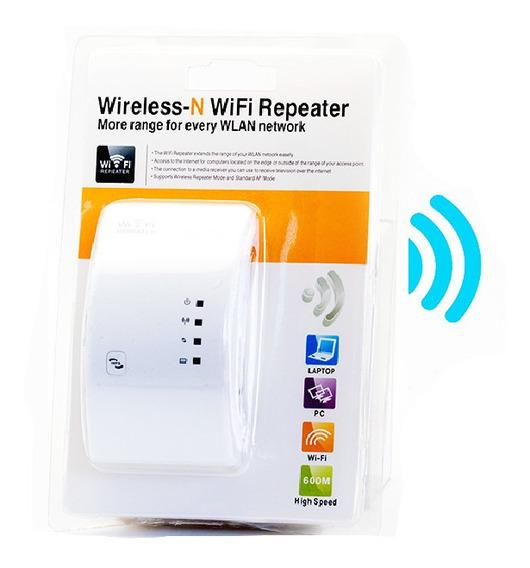 Repetidor De Sinal Wifi T90 300mb Wireless - Pronta Entrega