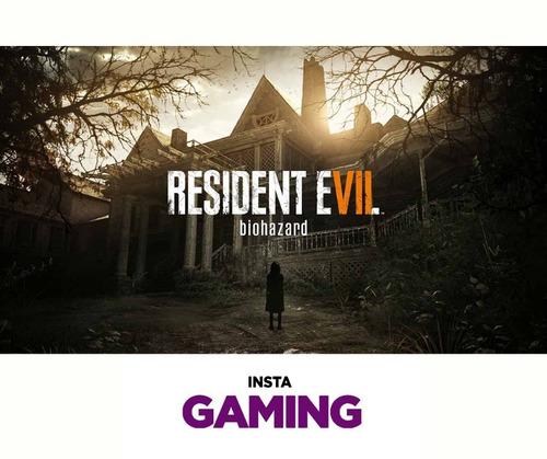 Resident Evil 7 Biohazard // Pc // Steam // Original