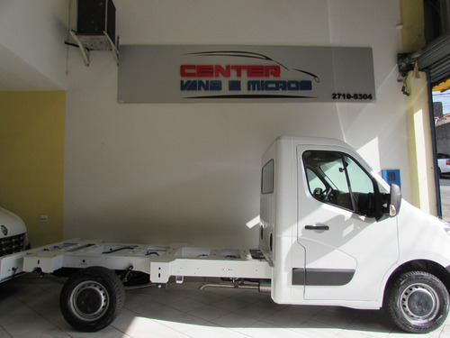 Renault Master Chassi 2021