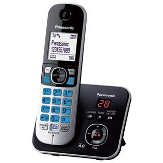 Telefono Inalambrico Panasonic Tg6821meb Para 1 Linea 1 Piez