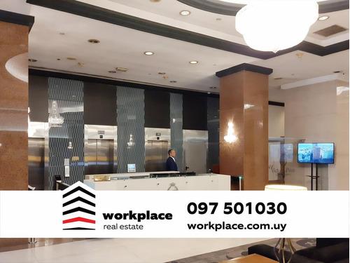 Oficina Alquiler Plaza Independencia -