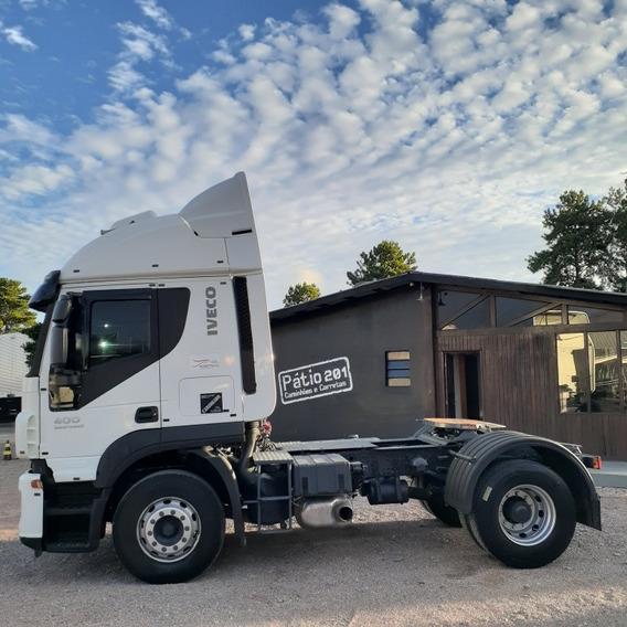 Caminhão Iveco 400 Automatico 2013 Cavalo 4x2 Toco