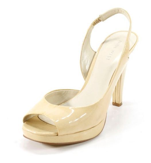 Zapatos Color Nude Nine West