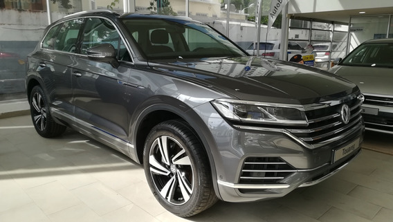 Volkswagen Touareg Luxury Modelo 2020 Motor V6 Tsi