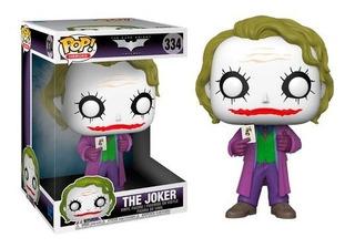 Funko Pop Joker Heath Ledger - 10 Pulgadas - Chase - Batman