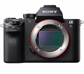 Câmera Sony Alpha 7s Ii 2 4k Full Frame + Cage Tilta
