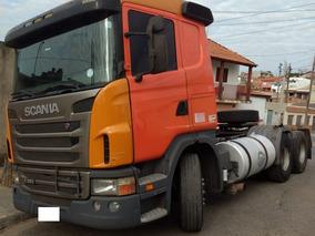 Scania G 380 6x2 2010/2010