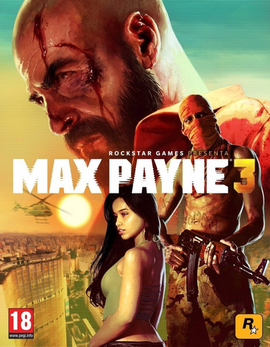 Max Payne 3 Pc Original Cdkey Steam Original + Español