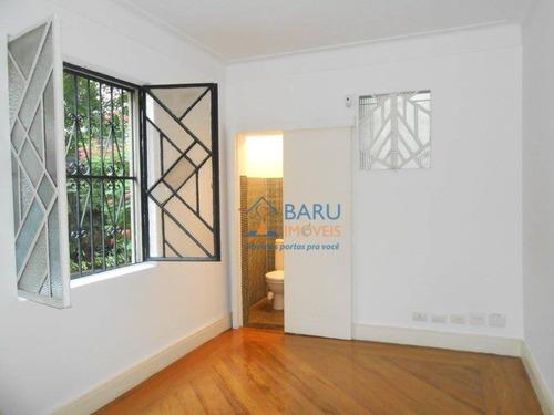 Imagem 1 de 11 de Casa Para Alugar, 84 M² Por R$ 7.000/mês - Higienópolis - São Paulo/sp - Ca11224