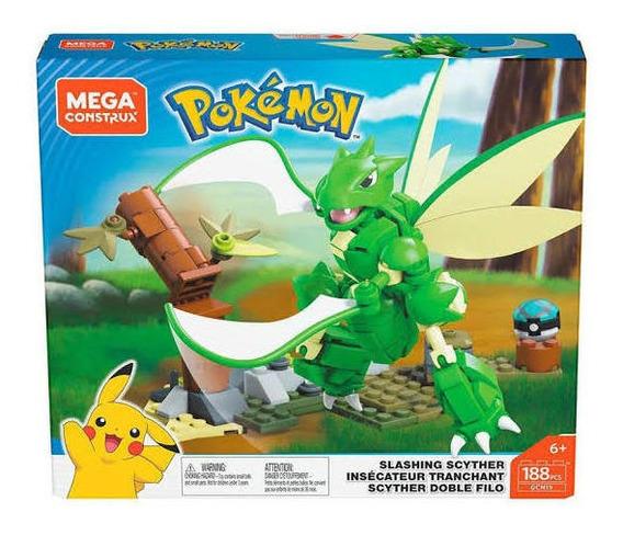 Mega Construx Pokemon Scyther