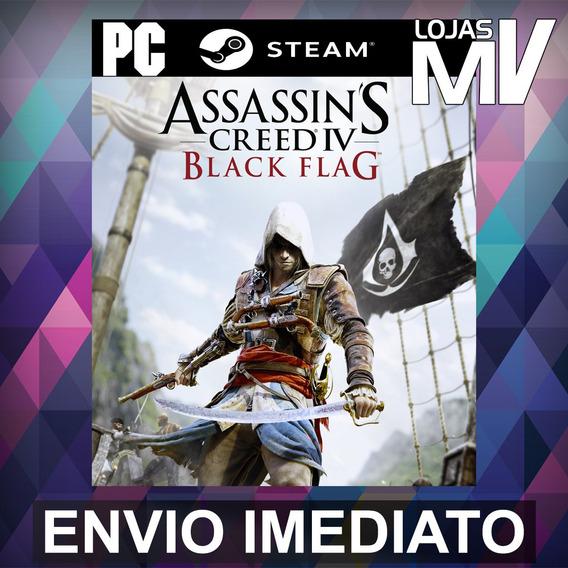 Assassins Creed Iv Black Flag - Pc Steam Gift Presente