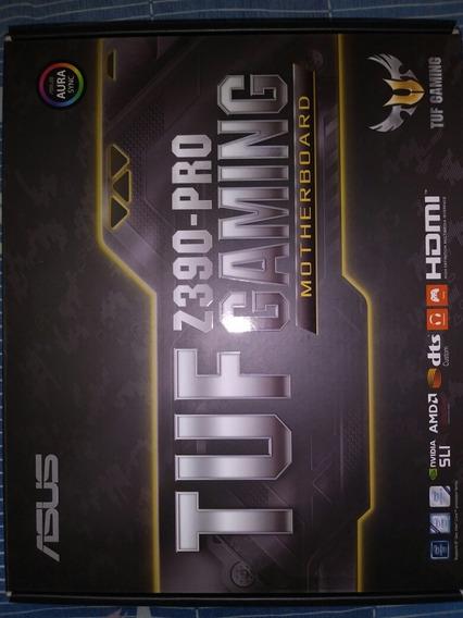 Placa Mãe Asus Z390 Pro Tuf Gaming