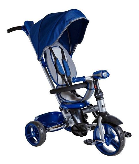 Triciclo - Kiddy - Flex Luz Musica Giratorio