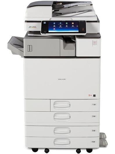 Multifuncional Laser Color A3 Ricoh Mpc3003 Semi Nova