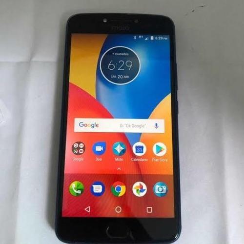 Celular Moto E4plus