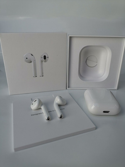 Apple AirPods 2 (audífonos Inteligentes)