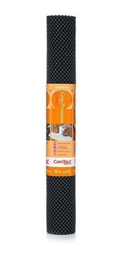 Con-tact Grip Forro De Estante Premium No Adhesivo, 20 PuLG.