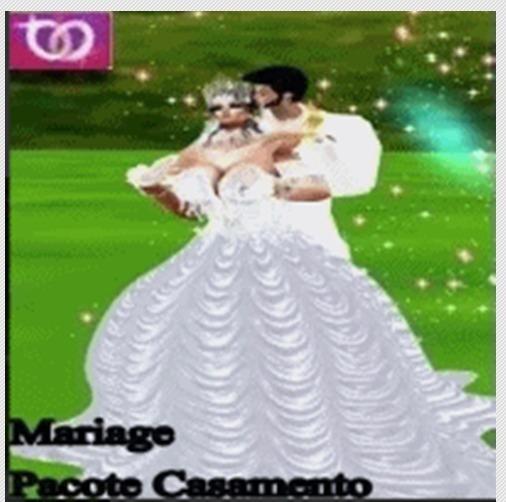 Marriage (pacote De Casamento Imvu)